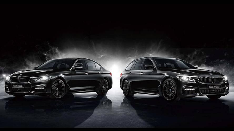 BMW Série 5 et M5 Mission: Impossible