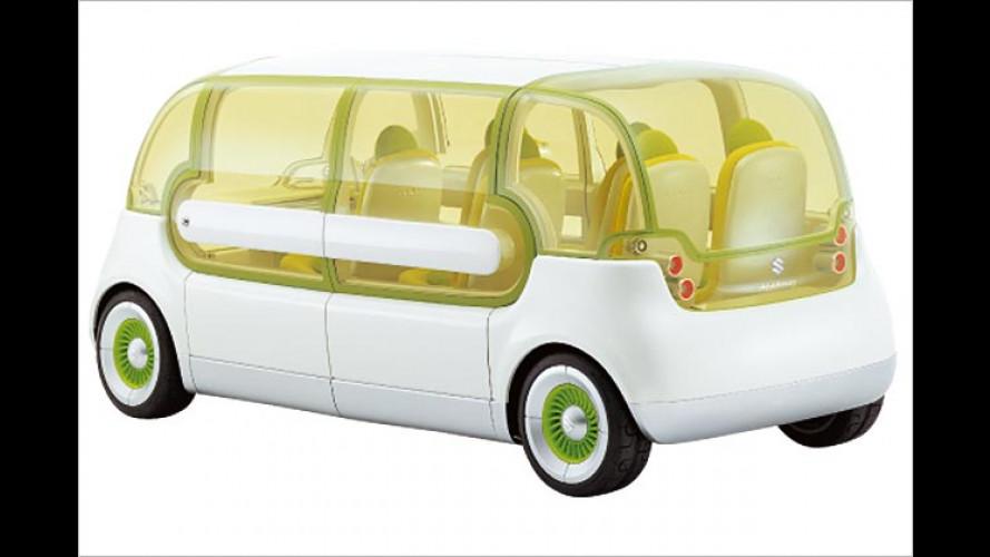 Suzuki auf der Tokio Motorshow: Das Ideen-Sextett