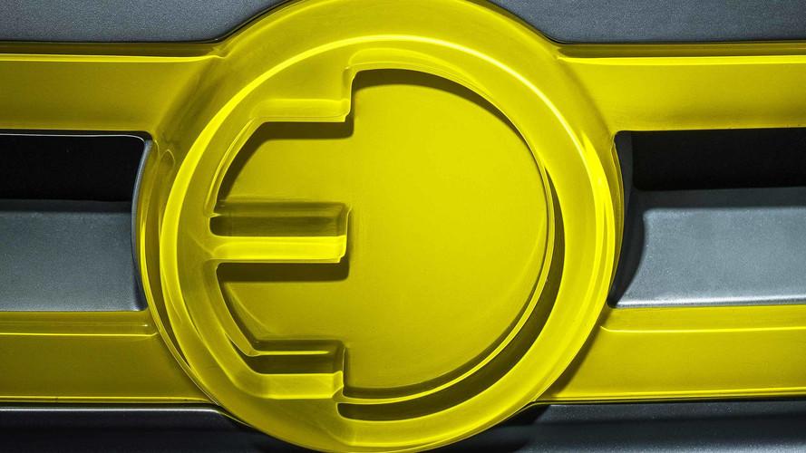BMW electrification logo