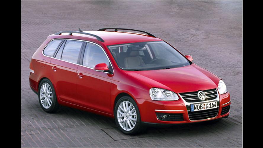 VW bietet praktisches Zubehör für verschiedene Modelle