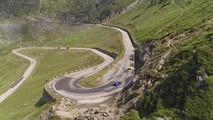 Lamborghini Huracan Találkozó - Transzfogarasi út