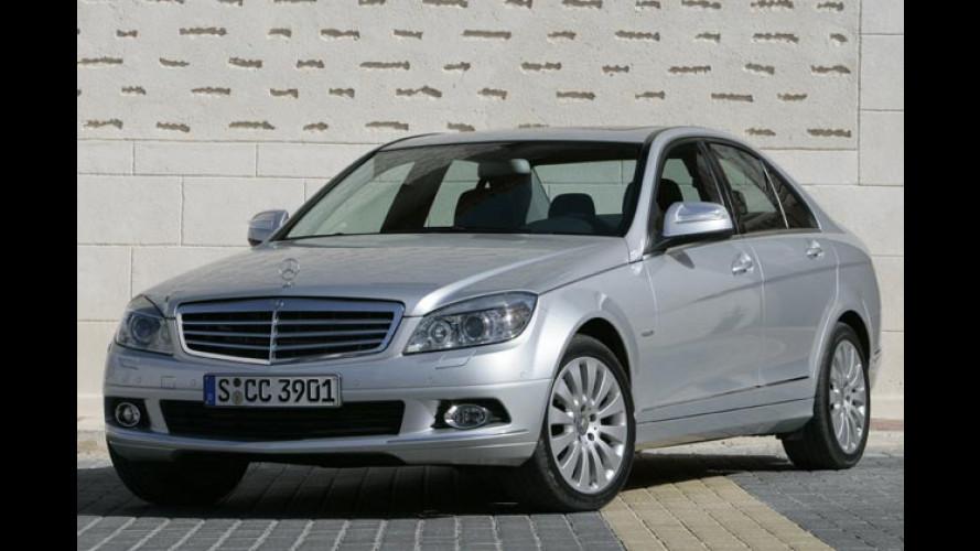 Harter Benz, weicher Benz: Die C-Klasse mit zwei Gesichtern