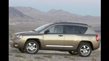 Jeep Compass startet