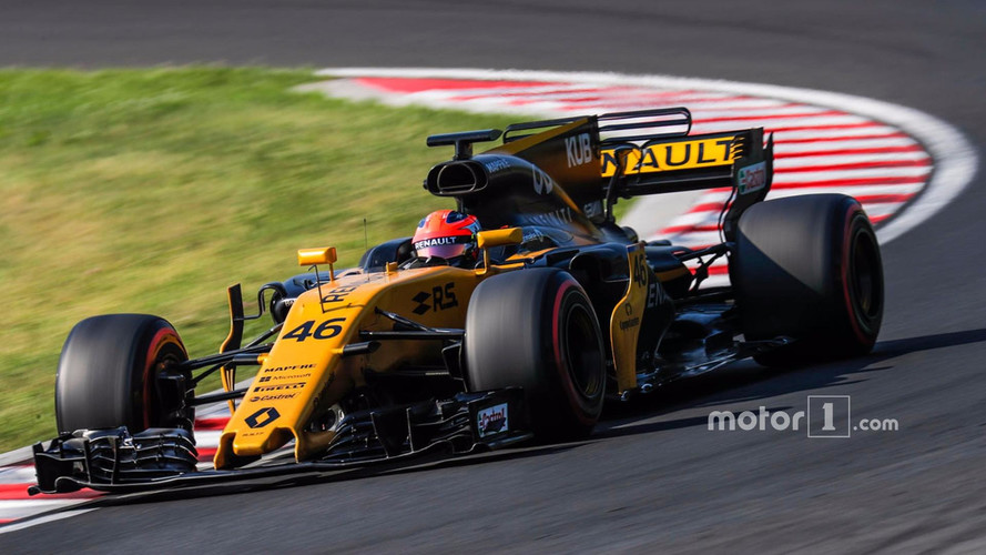Hungary F1 Test: Kubica Fourth Fastest, Vettel On Top