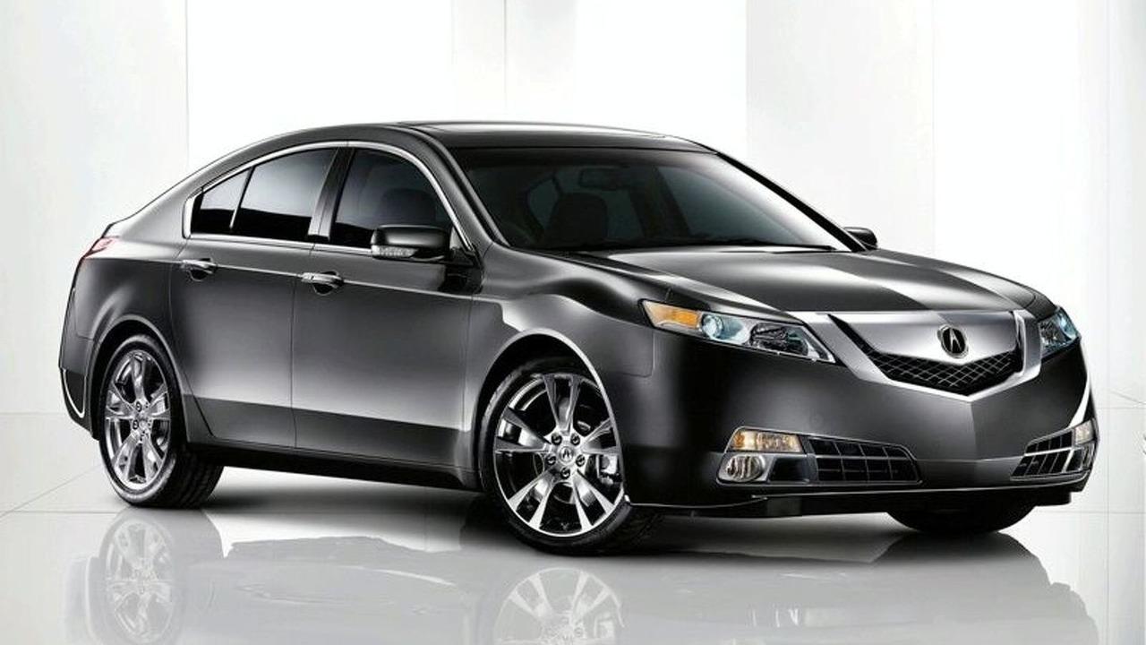All-New 2009 Acura TL