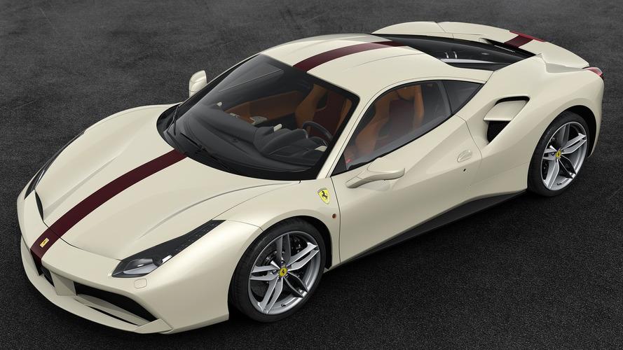 Ferrari, 70. yıla özel 70 özel versiyonun fotoğraflarını yayınladı