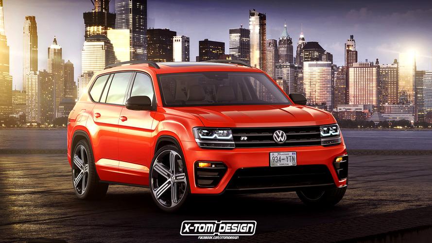 Should VW make an Atlas R?