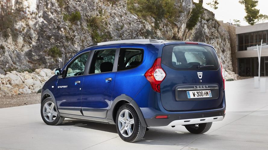 Dacia Dokker, Lodgy facelift