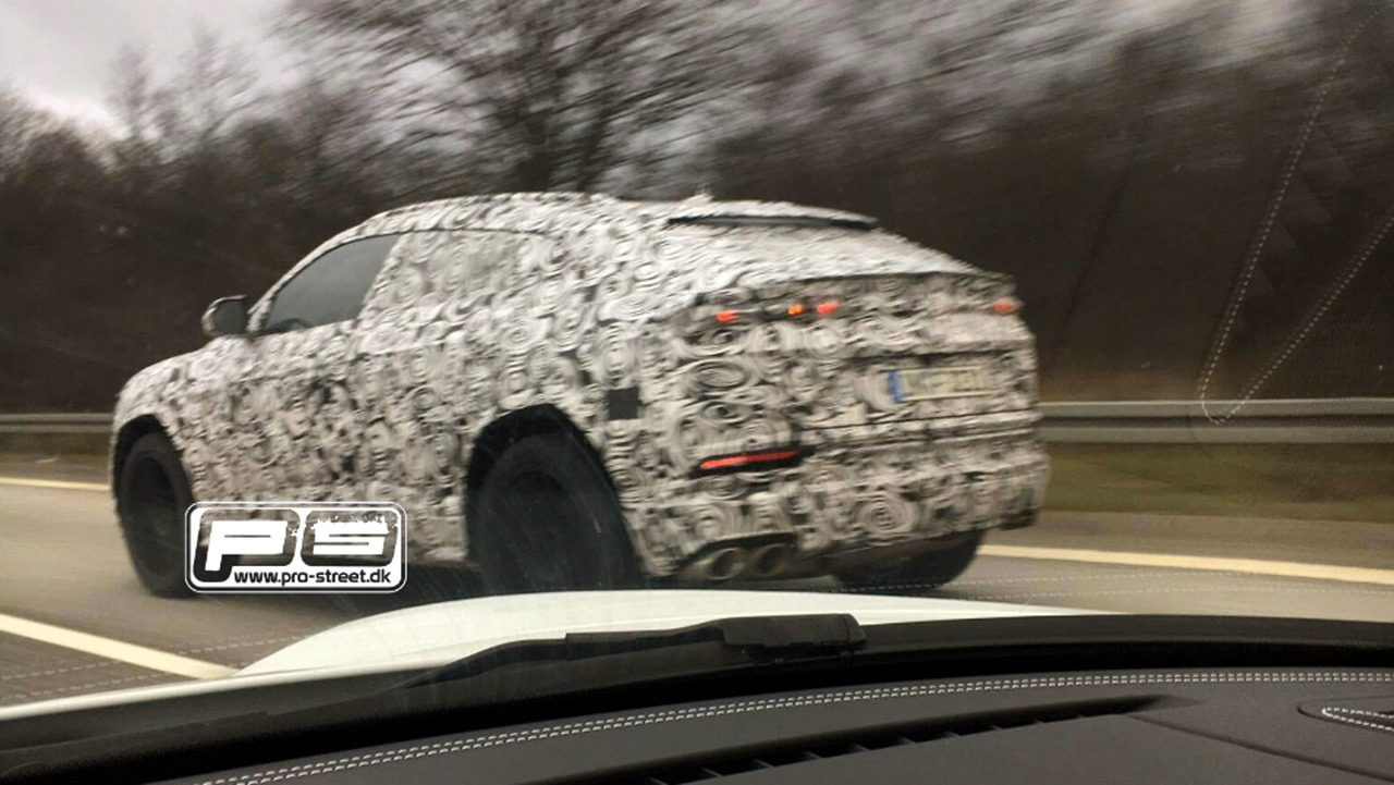 2018 lamborghini models. interesting 2018 2018 lamborghini urus spy photo in lamborghini models o