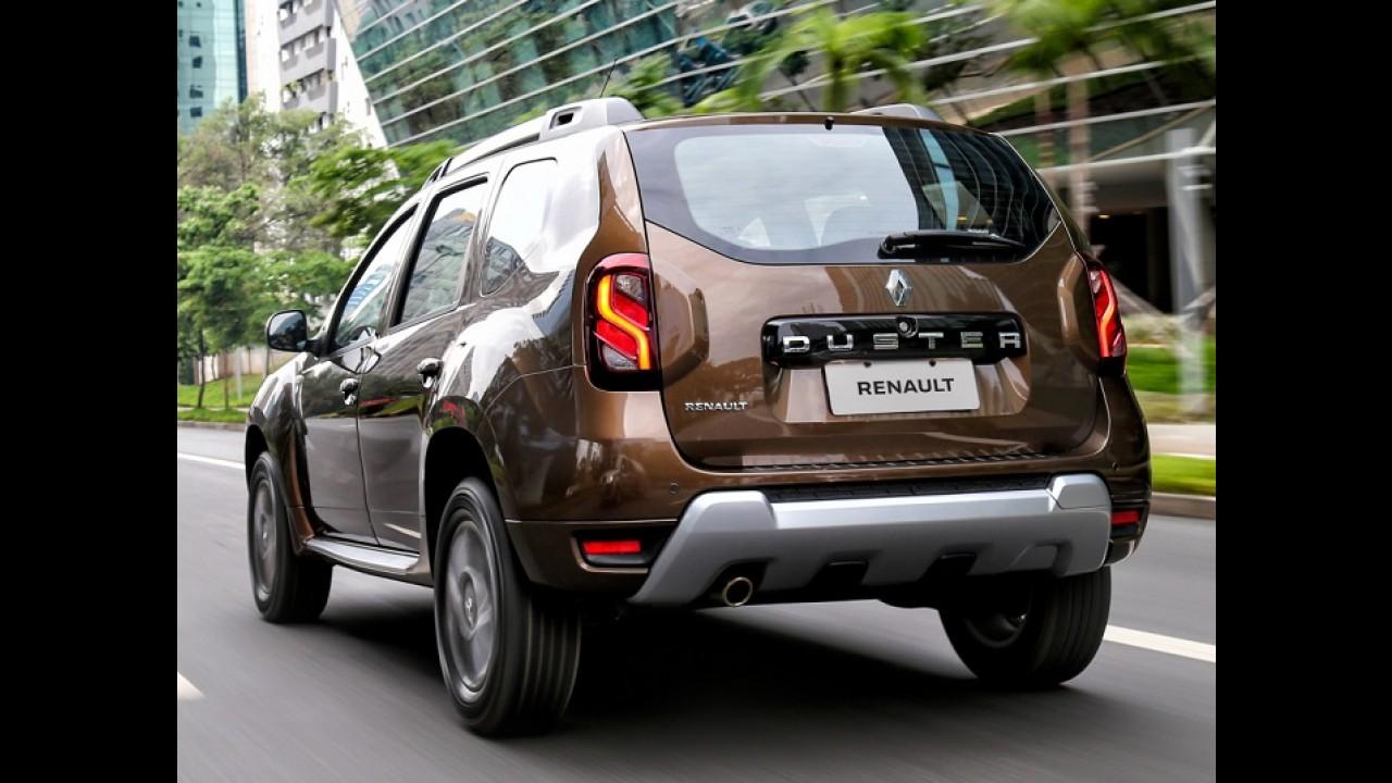 Renault Duster acompanha rivais e agora parte de R$ 62.490 - veja tabela