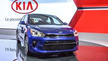 2018 Kia Rio 5-door - Montreal Auto Show live