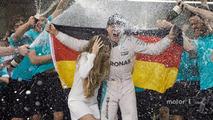 Nico Rosberg, Mercedes AMG F1, World Championship Win - Abu Dhabi 2016