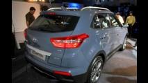 Hyundai Creta começa a ser vendido pelo equivalente a R$ 41,1 mil na Índia