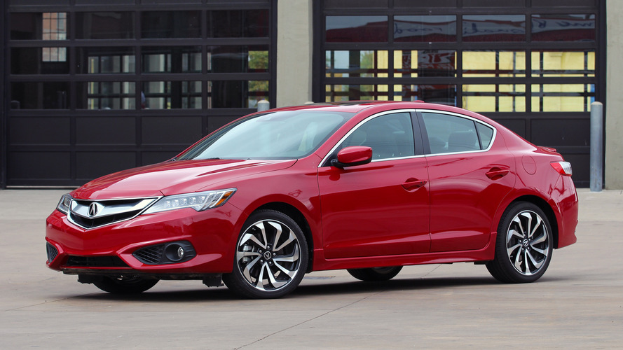 2017 Acura ILX: Review