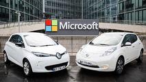 Renault Nissan Microsoft deal