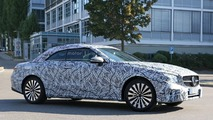 2018 Mercedes E-Class Convertible spy photo