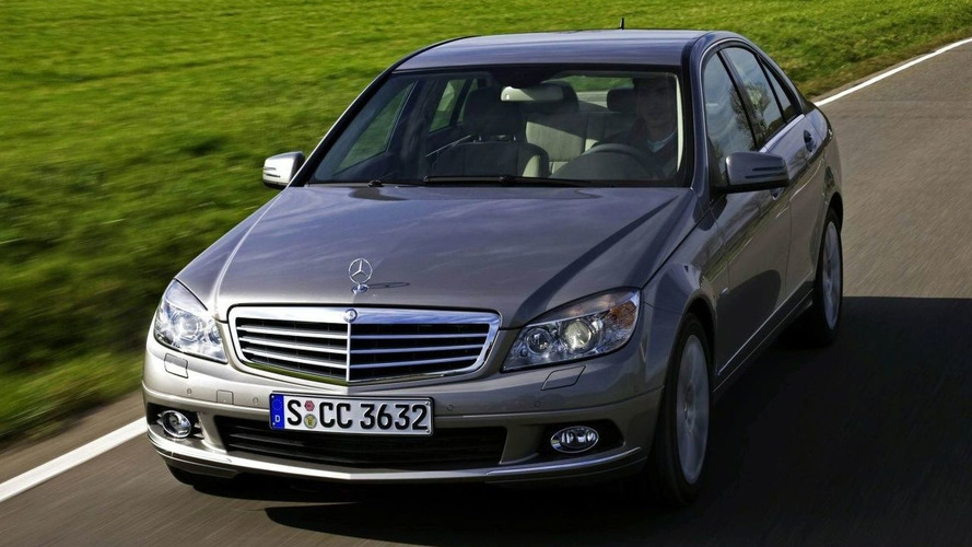Mercedes Introduces C 350 CGI BlueEFFICIENCY
