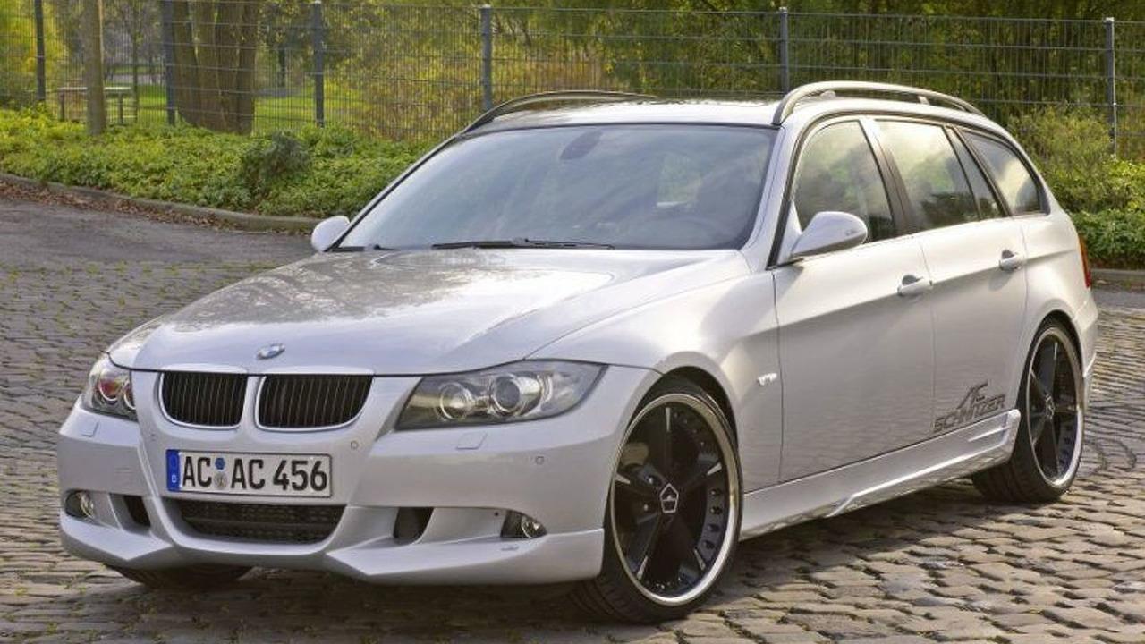AC Schnitzer BMW 3 Series Touring Sports Range