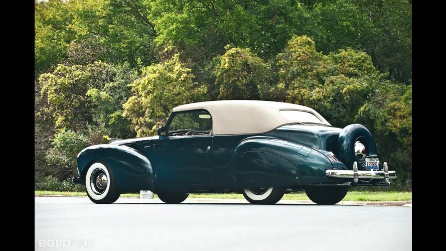 Lincoln Continental Resto-Rod Coupe