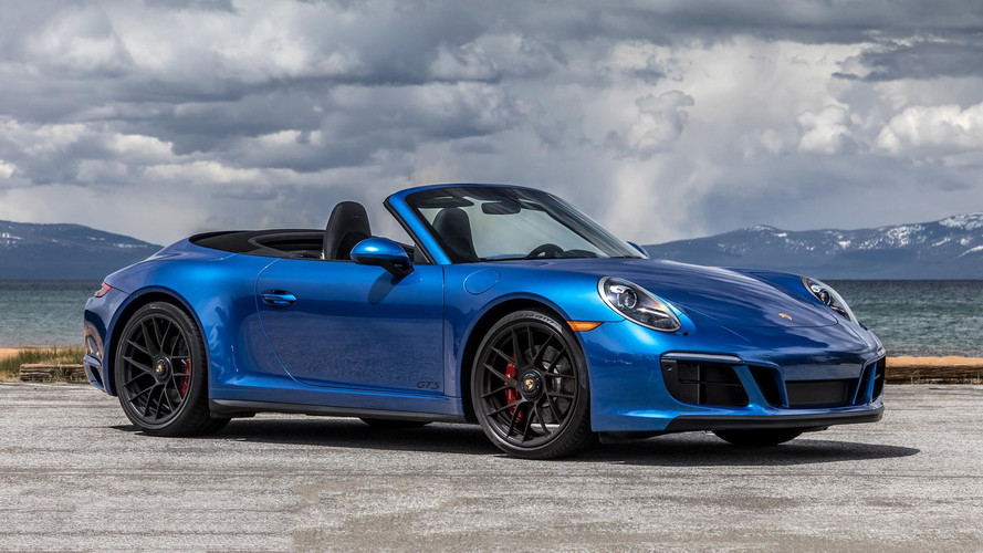2018 Porsche 911 Carrera GTS First Drive: Better In All The Right Ways
