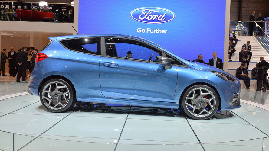 New Ford Fiesta Not Planned For Sale In The US