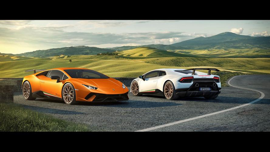 Lamborghini Huracán Performante 2017, ya es oficial