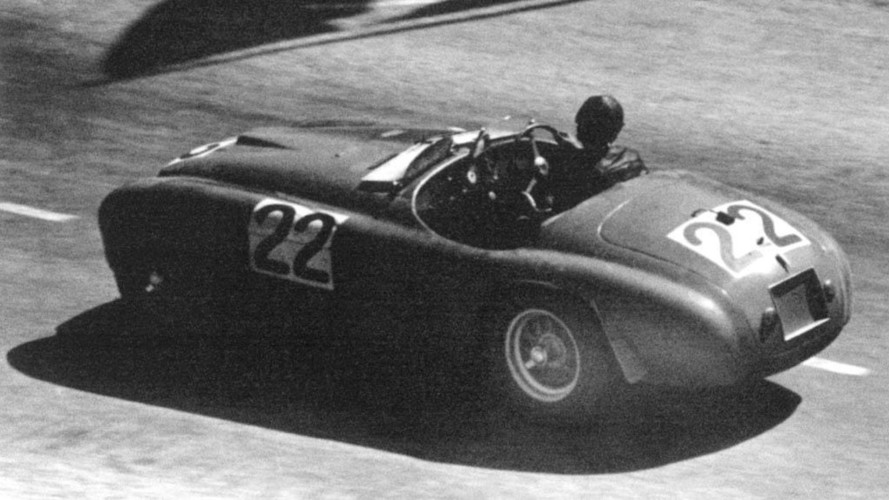 Le Mans 1949 Ferrari 166 MM 2