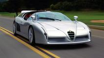 1997 Alfa Romeo Scighera konsepti