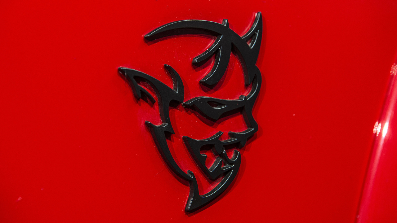 Dodge Challenger Demon >> 2018 Dodge Challenger SRT Demon photo