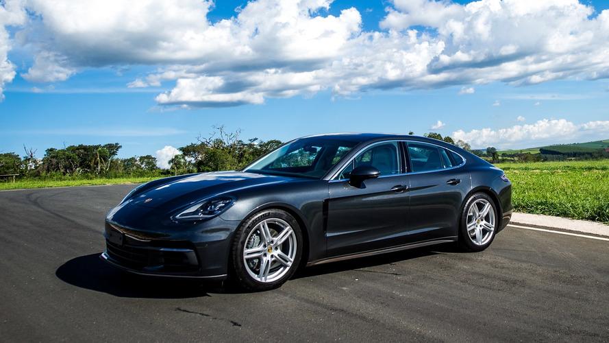 Novo Porsche Panamera chega ao Brasil com preço inicial de R$ 758 mil