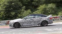 Hardcore Jaguar XE spy photo
