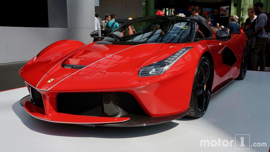 Ferrari Tour Auto Optic 2017
