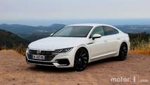 Essai Volkswagen Arteon 2017