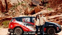 Toyota RAV4 rally car unveiled