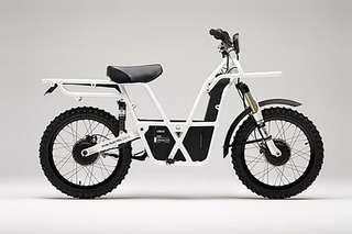 Ubco 2x2 Electric Dirt Bike Can Go Almost Anywhere, Charge Power Tools
