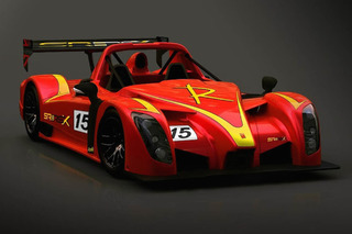 440HP Radical SR8 RSX Track Car Lives Up to its Name