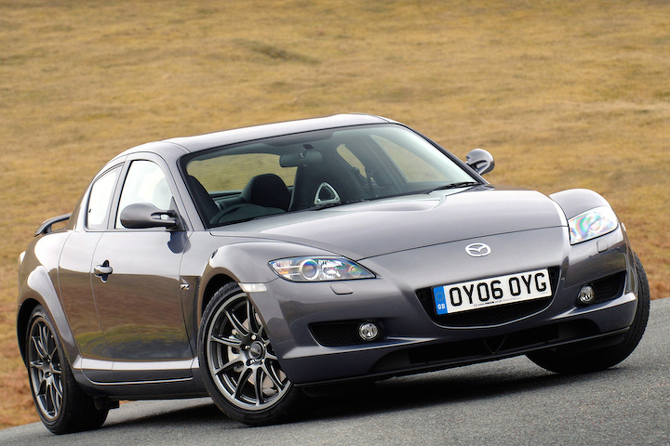 New Mazda RX-8 Could Happen, But Probably Won't