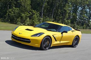 Chevrolet Corvette Z06 To Debut in Detroit, Make 600HP?