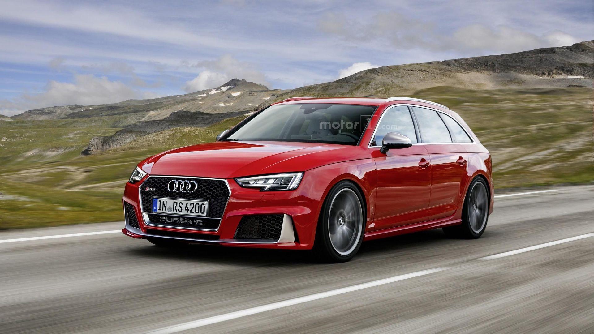 Audi RS Avant RS CoupeSportback Specs Leaked Via Dealer - Audi rs4