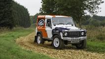 Land Rover Defender Challenge 01.11.2013