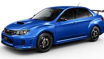Subaru WRX STI tS Type RA 02.7.2013