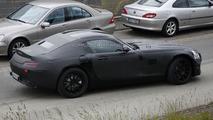Mercedes C190 / SLC spy photo