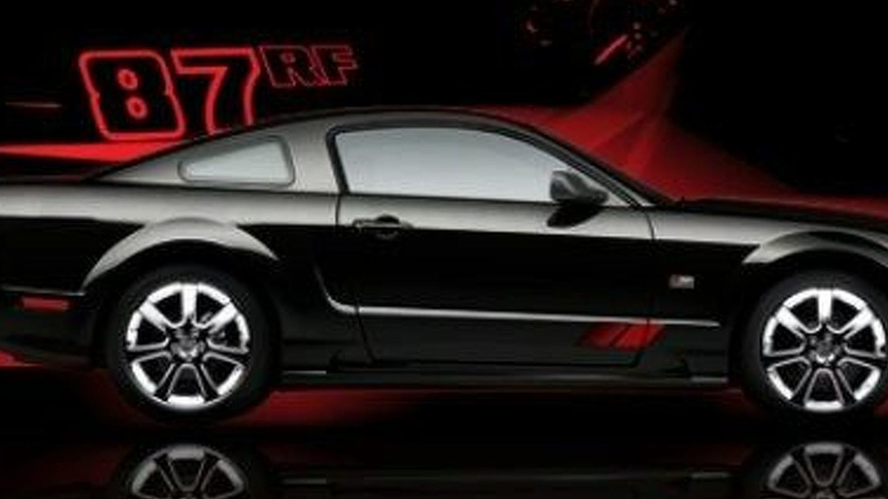2008 Saleen S281 RF