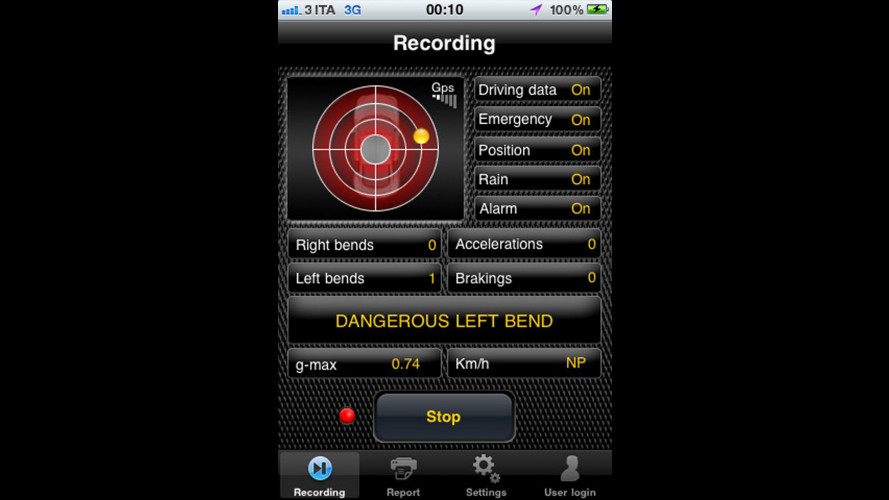 iDriveControl, l'applicazione iPhone che fa da