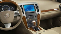 Facelifted 2008 Cadillac STS to Debut in New York