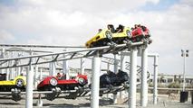 Ferrari World Abu Dhabi opens its doors [video]