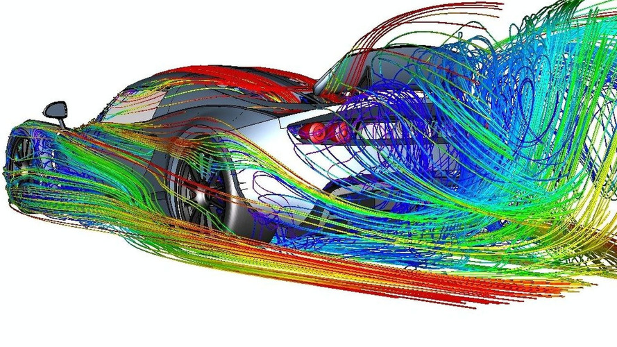 Hennessey Venom GT Shows its Aerodynamics
