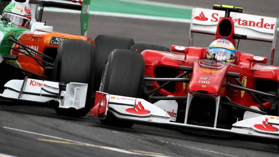 Vairano test shows Ferrari pushing ahead with F10