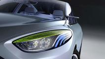 2009 Renault Fluence Zero Emission Z.E. Concept