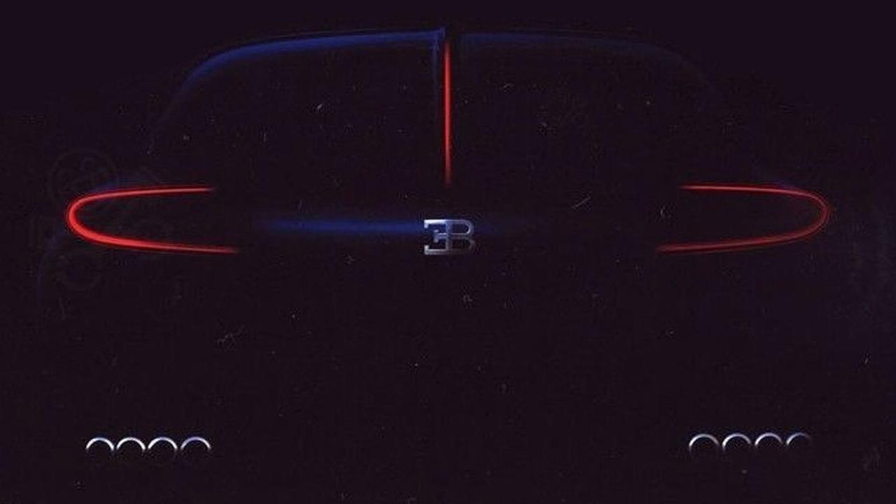 Bugatti Bordeaux sedan second teaser image - 750
